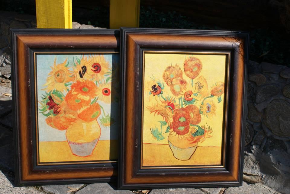 Картина на Ван Гог - Николай Минчев - копие