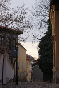 Ploviv, Old town
