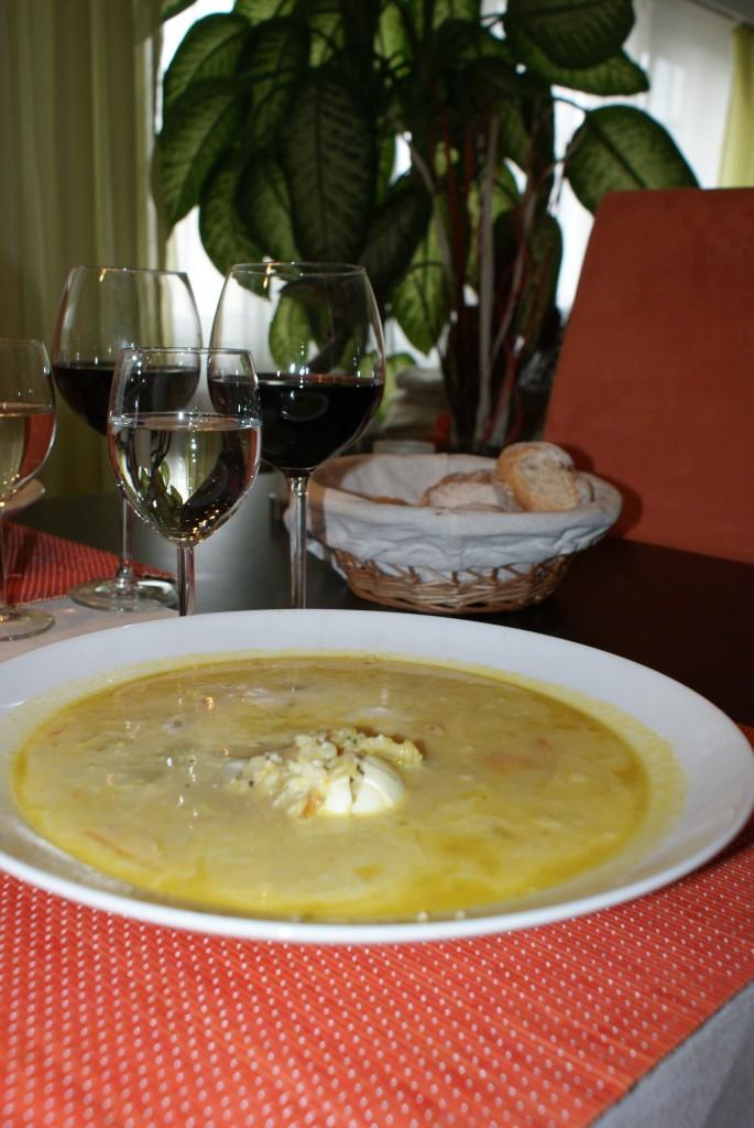 Zuppa (дзупа) - италианска супа