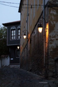 Plovdiv, Old Town