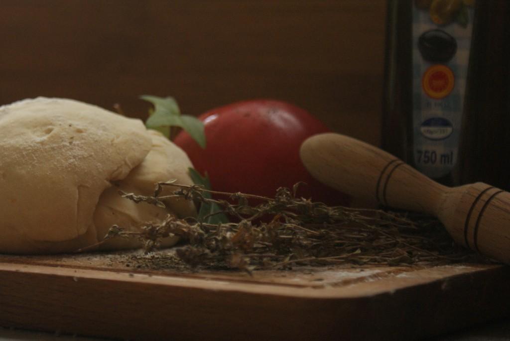 тесто за пица по италианска рецепта