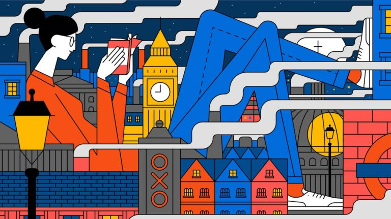 десет книги за Лондон