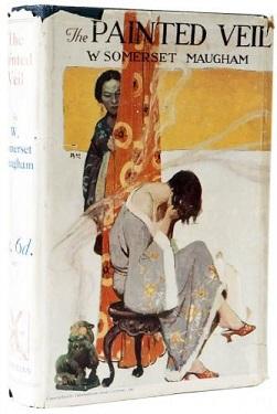 "Сьмърсет Моьм -""Цветният воал""; The painted veil -Samerset Moam"