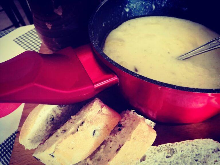 Словашка чеснова супа